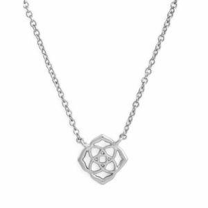 Kendra Scott Silver Decklyn Necklace